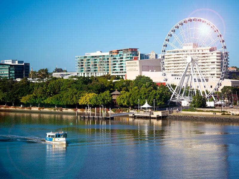 Brisbane Gezilecek Yerler-1